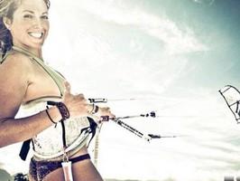 le kitesurf n'est pas si difficile à apprendre