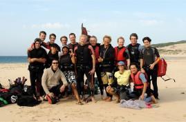 Ecole de kitesurf pour adultes en francais