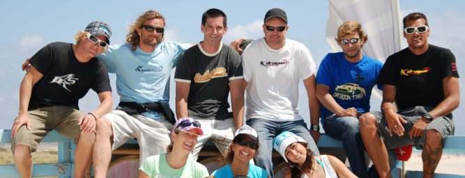 ecole de kitesurf en francais à Tarifa
